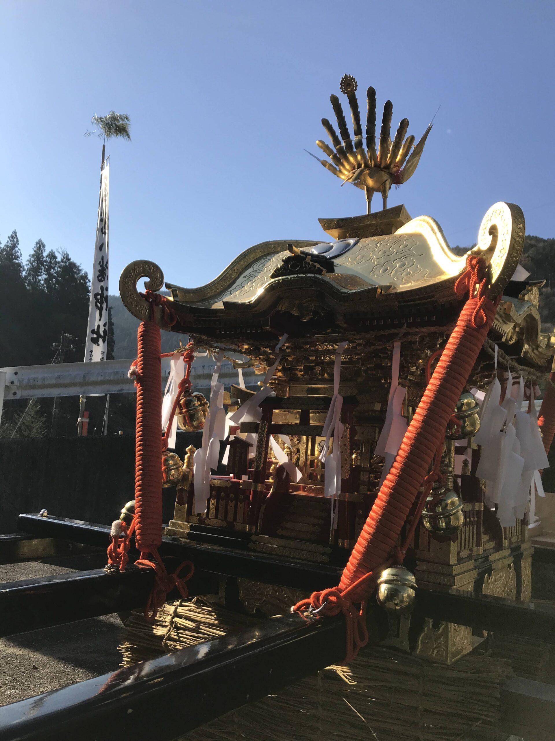 2019年渋草八幡神社神輿渡御